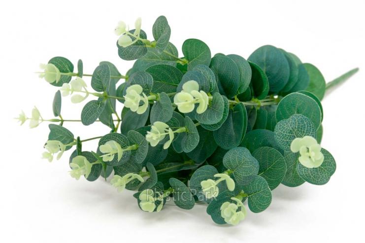 Букет эвкалипта зеленый, 52 см