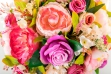 Топиарий из искусственных цветов 12-131 65 см – Купить в Москве | PlasticPark.ru